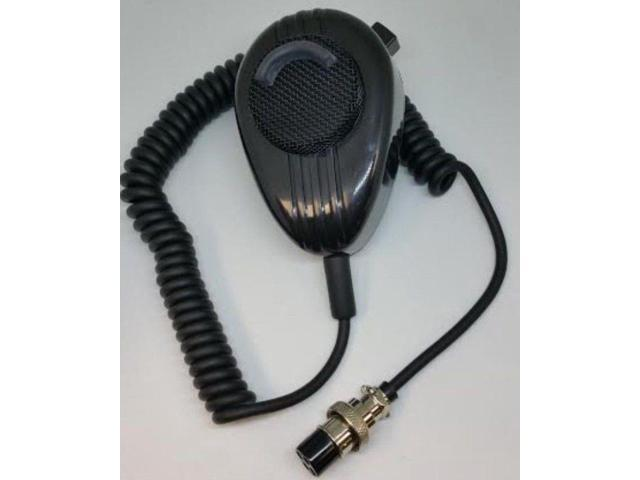 WORKMAN SS56 4 PIN CB RADIO MICROPHONE BLACK NOISE CANCELLING