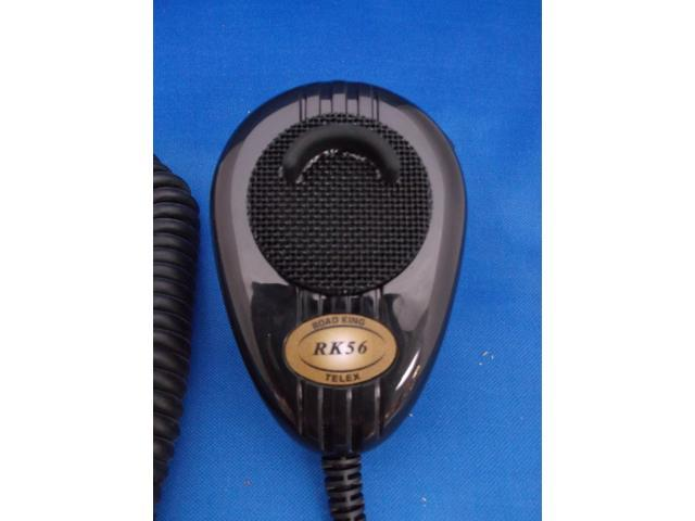 NEW CB,HAM RADIO ROADKING RK56B MICROPHONE 6 PIN WIRED RCI 2950,2970, COBRA  BT - Newegg com