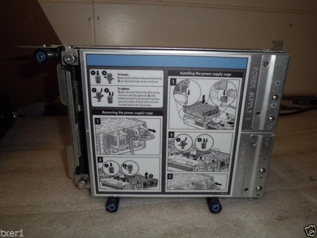 HP 394017-001 DL380 G5 Power Supply Backplane w// 389378-001 407750-001