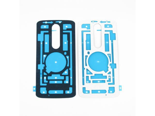 wholesale dealer e647f 5812a Battery Door Back Cover Case Adhesive For Motorola Droid Turbo 2 XT1581  XT1585 - Newegg.com