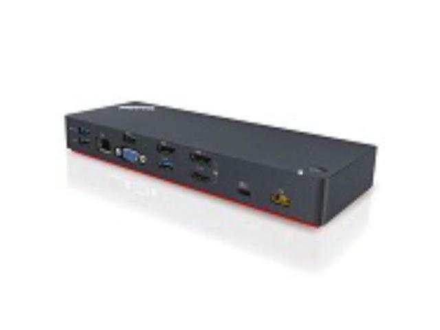 Lenovo 40AC0135US Thunderbolt 3 Dock - US - Newegg com