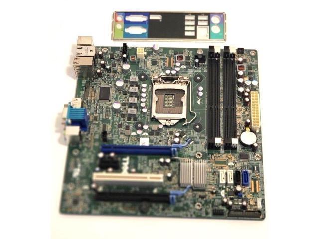 Refurbished: Dell Motherboard Intel Socket 1155 DP/N 0HY9JP w/ IO Sheild -  Newegg com