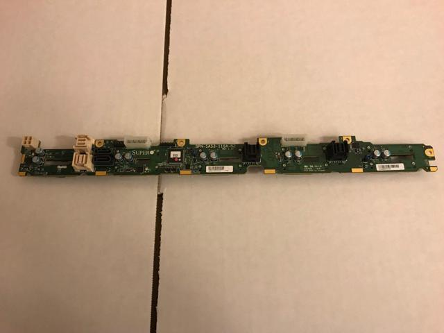 Supermicro BPN-SAS3-826A-N4 Backplane
