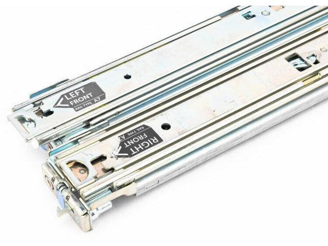 Cyberpower Universal Rack Mount Adjustable Length Rail Kit For Up To 231 Lbs 1u