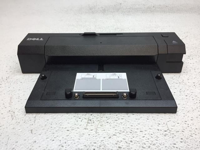 NEW DELL LATITUDE SIMPLE E-PORT II USB 3.0 DOCKING STATION PORT REP DOCK PR03X