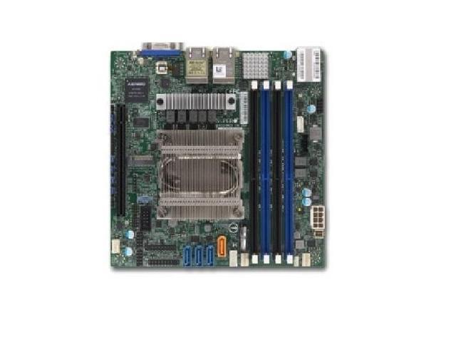 SuperMicro M11SDV-8C-LN4F Mini-ITX Motherboard with EPYC 3251 SoC Processor  - Newegg com