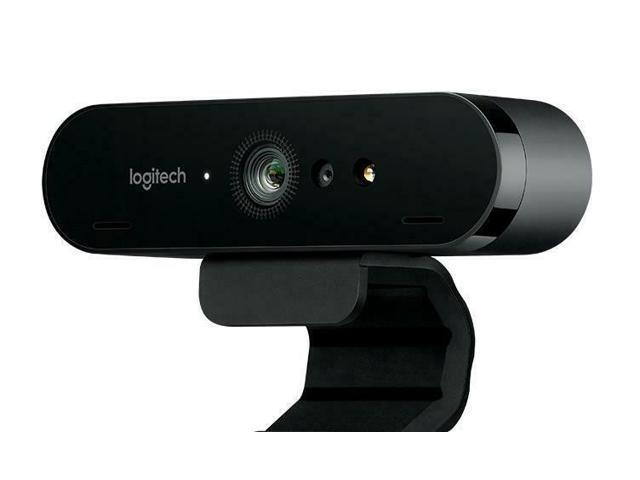 83c63643093 Logitech 4K Ultra HD Pro Brio Video Conferencing Webcam 5x Zoom for PC & Mac