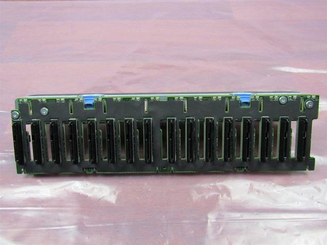 """Dell PowerEdge R720 R820 16 x 2.5/"""" SFF HDD Backplane Assembly w// Cables 8JR0H"""