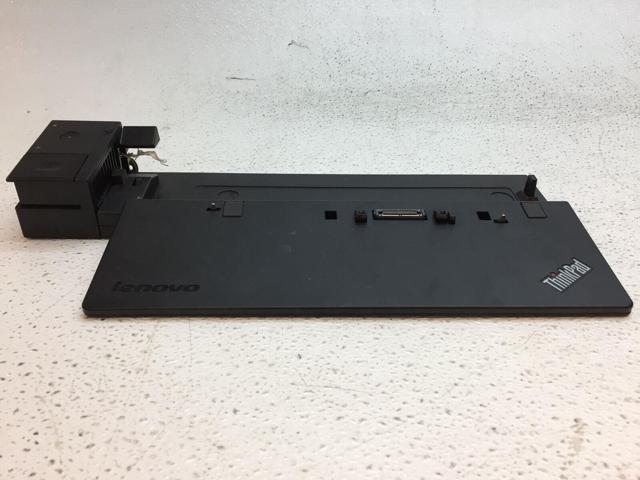 Used - Like New: Lenovo Thinkpad Ultra Dock Type 40A2 USB 3 0 Docking  Station W/ Keys NO ADAPTER - Newegg com