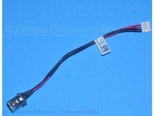 DC AC  Power Jack W// Cable FOR TOSHIBA SATELLITE S75-A7221 S75-A7222 S75-A