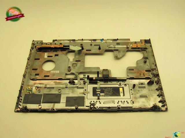 "HP EliteBook 17.3/"" 8770w Genuine Palmrest w//TouchPad Cover Panel 652536-001"