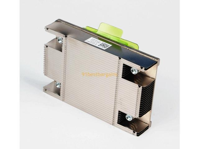 New Dell PowerEdge R630 CPU Cooling Heatsink 0H1M29 H1M29 US-Seller