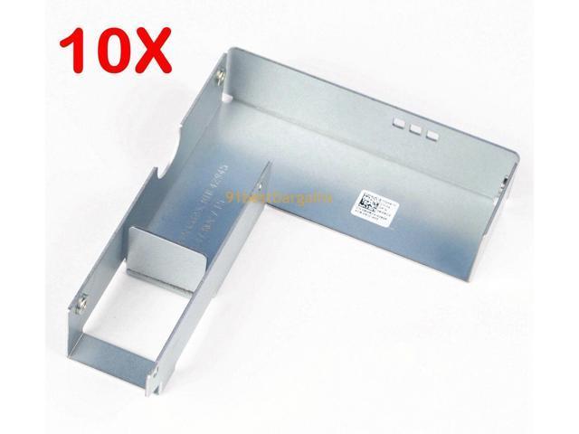 "3.5/""-2.5/"" Dell 9W8C4 Y004G  Adapter for F238F 09W8C4 SAS SATA Tray lot of 10"