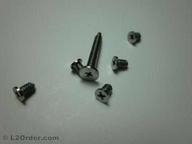 14PCs Bottom Screw Set for MacBook Pro A1226 A1229