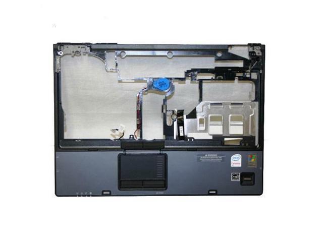 Genuine HP Compaq 6910p Laptop Palmrest with Finger Print Reader 446407-001
