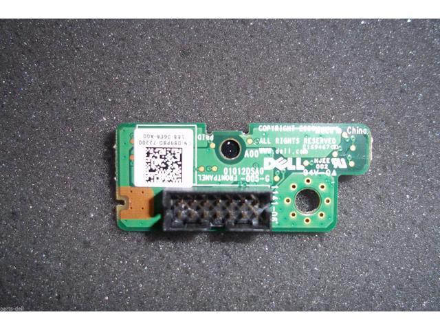Refurbished: Genuine Dell Optiplex 790 990 Power Button Board K600M 89P8D -  Newegg com