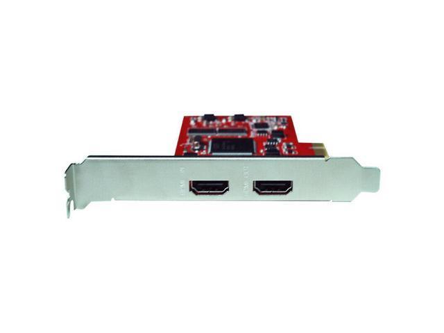 HDMI Video Capture Card PCI-E Grabber 1080P Video Sources Game OBS Liv VvV