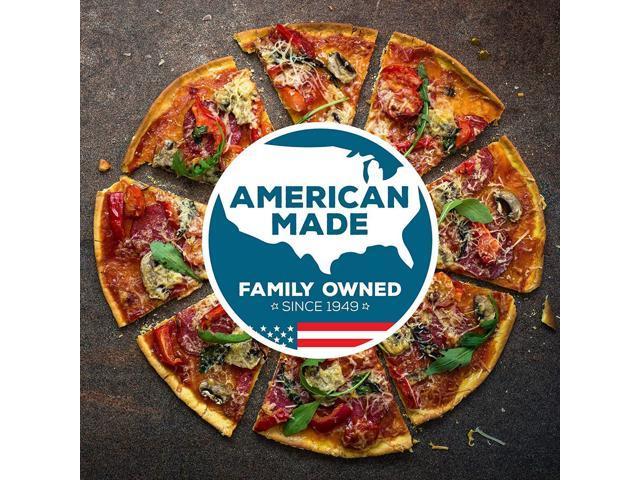 "ProBake Teflon Non-Stick 16/"" Pizza Pan Teflon Xtra Scratch Resi American-Made"