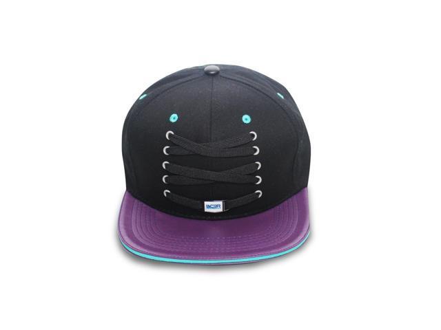 Lacer Headwear Black Grape Snapback - Newegg.ca 0b4f85fb0da