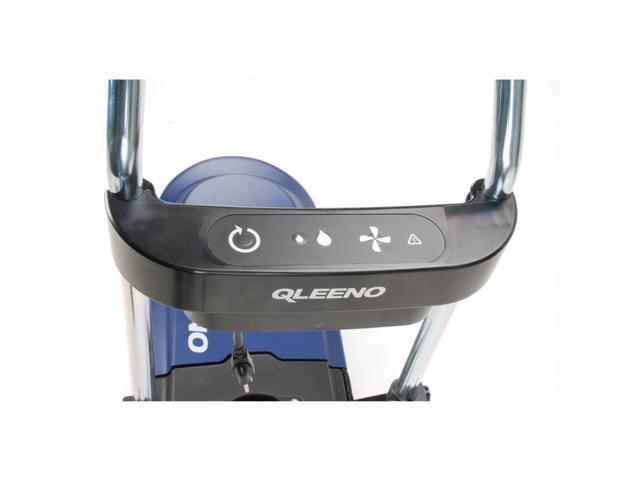 Qleeno QS101 Standard Low Profile Automatic Floor Scrubber 0.8 Gallon Tank Volu