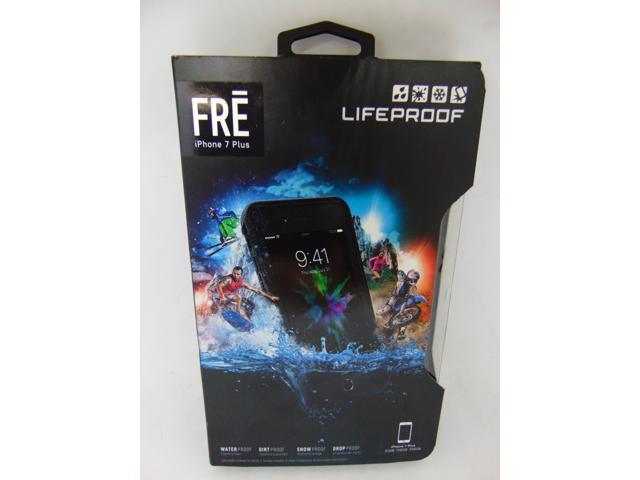 separation shoes b882b b0f69 Lifeproof FRE SERIES Waterproof Case for iPhone 7 Plus (ONLY) - Retail  Packaging - ASPHALT (BLACK/DARK GREY) - Newegg.com