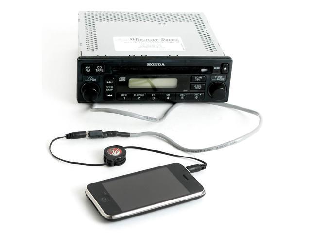 2001 Honda Accord Radio Code >> Honda Accord 2001 02 Radio Am Fm Cd Aux Input On Pigtail W Code Face No 2pa1 Newegg Com