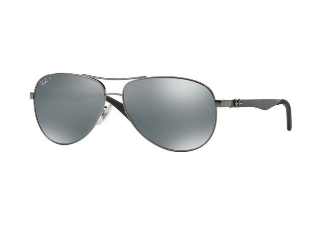 61d2218f29 Ray-Ban Men s 0Rb8313 Standard Sunglasses for Mens - Size - 58 (Blue Mirror