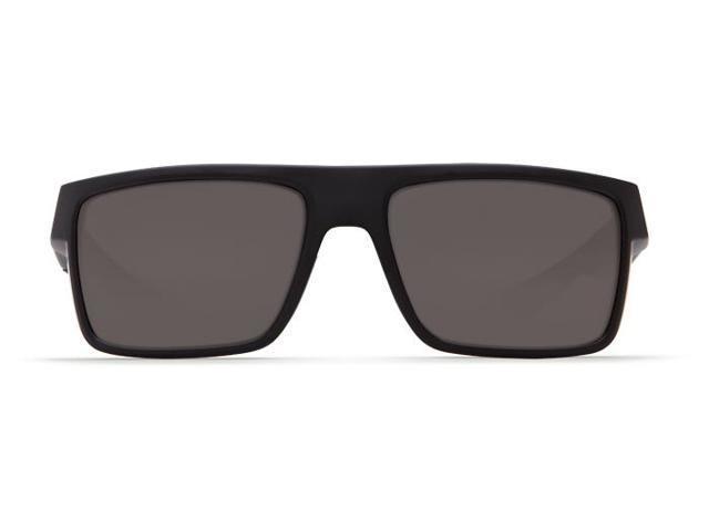 8cf5d38fdf04 Costa Del Mar Motu Blackout Square Sunglasses Grey Lens 580P ...