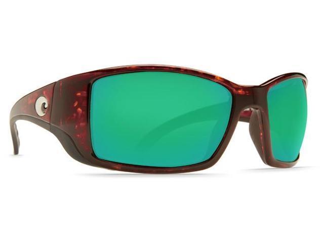 eb38c3c4efe Costa Del Mar Blackfin Tortoise Sunglasses Green Lens 580G ...