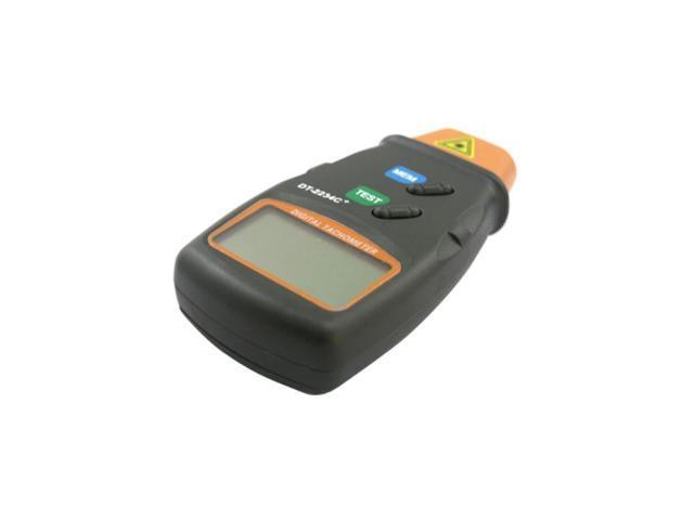 Digital Laser Photo Tachometer Non Contact RPM Tach - Newegg com