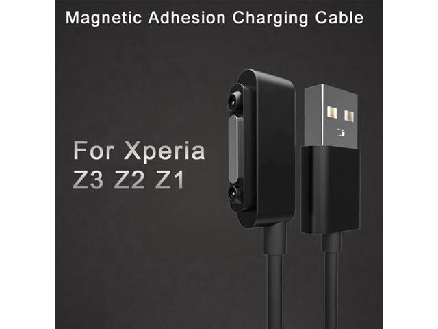 Magnetic Adhesion Fast Charging Charger Cable For Sony Xperia Z1 Z2 Z3 Compact