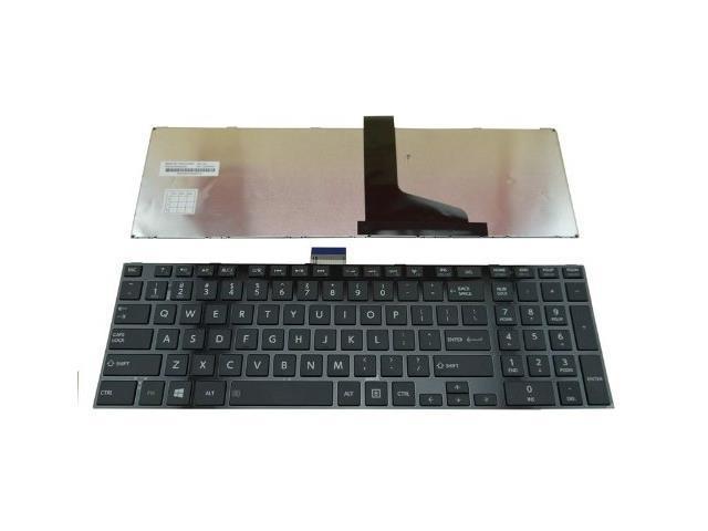 New US Laptop Keyboard Black for Toshiba Satellite L950 L950-014
