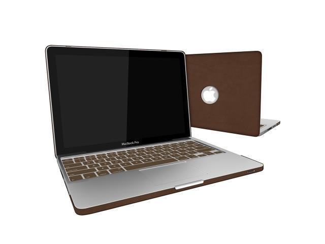 best website c9ec6 5b99b For Macbook Pro 13 inch A1278 Leather Hard Shell case Cover With Keyboard  Cover With Screen Protector - Newegg.com