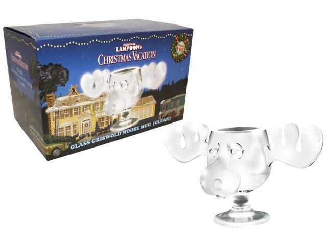 national lampoons christmas vacation griswold moose mug 8oz glass - Christmas Vacation Moose Mug