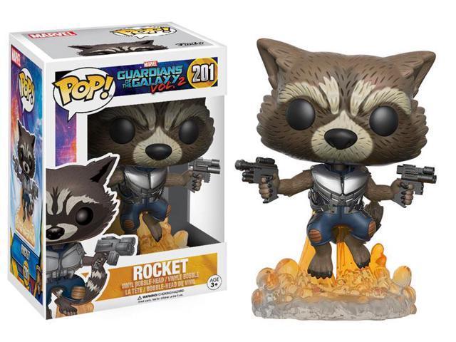Groot Bobble-Head #6714 Guardians of the Galaxy Funko Pocket Pop Keychain