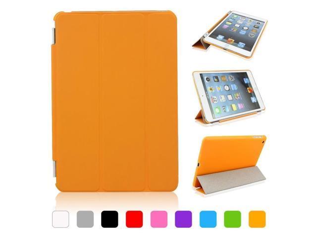 OEM Magnetic Leather Smart Case For Apple iPad Mini 1 2 3 Generation Blue