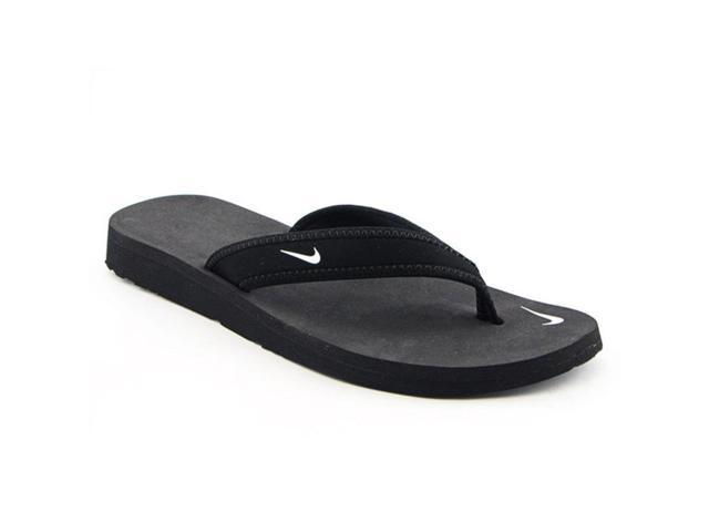 Nike Celso Girl Thong Women US 10 Black