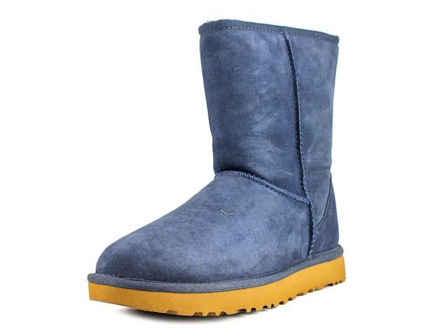 911a69cb17b Ugg Australia Classic Short II Women US 6 Blue Snow Boot - Newegg.com