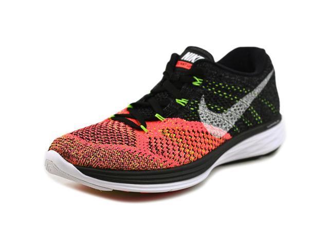 7f304b26cc7 Nike Flyknit Lunar 3 Women US 6.5 Black Running Shoe - Newegg.ca