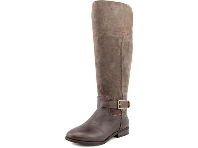 2c8d337ac70 Marc Fisher Aysha Wide Calf Women US 6 Brown Knee High Boot - Newegg.com
