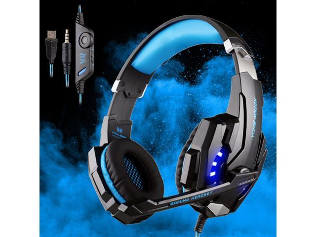 Each G9000 Stereo Gaming Headsets Headphone for PS4 Xbox One Controller  with Mic - Newegg com
