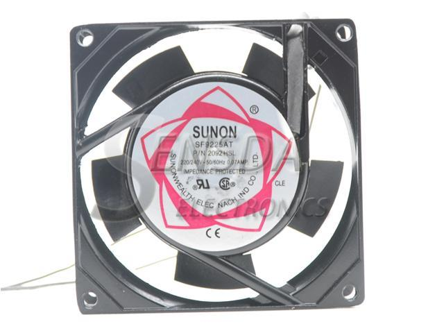 Wholesale Original For Nidec 9CM D09R-12TU 01 12V 0.20A 9025 computer chassis cooling fan