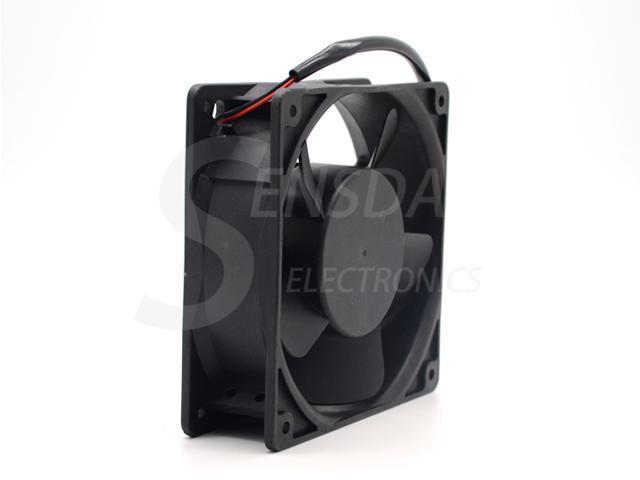 2 Sunon PMD1212PTB1-A .F.GN 120mm x 25mm 12V 12.0W 3pin 150CFM Case Fan