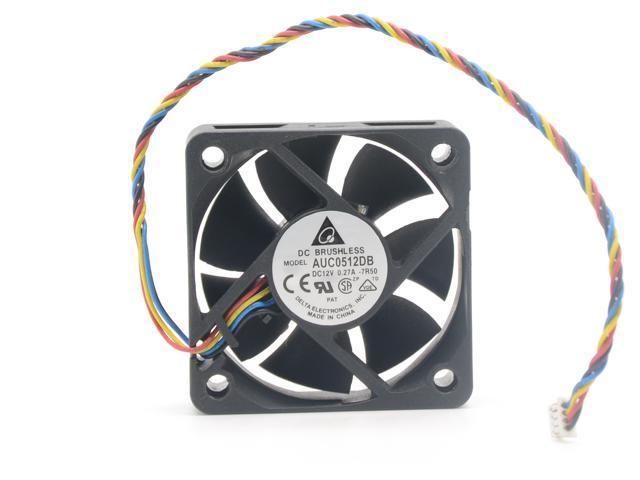New Original Delta AUC0512DB 5015 12V 0 27A 4Wire server inverter Cooling  Fan - Newegg com