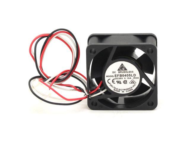 DELTA EFB0405LD-ROO 4020 4cm 5V 0.16A Double Ball Server Cooling Fan