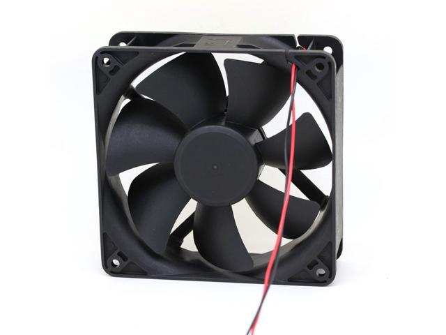 Pack of 1 AFB1224VHE FAN AXIAL 120X38MM 24VDC WIRE