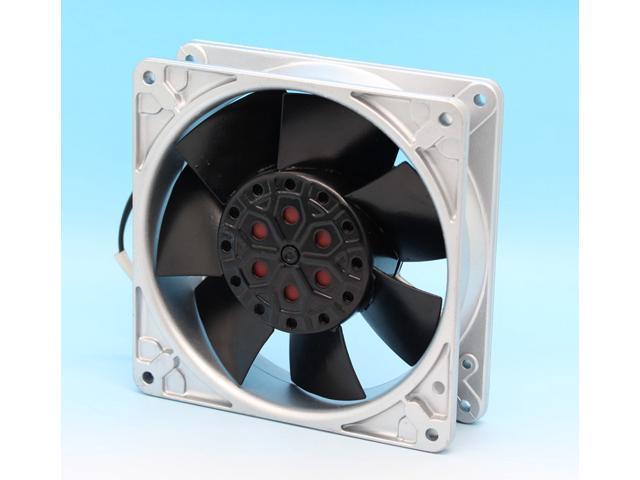 Brand New For AVC DB12738B12U 12738 12712738mm DC 12V 1.75A high air volume server miner cooling fan
