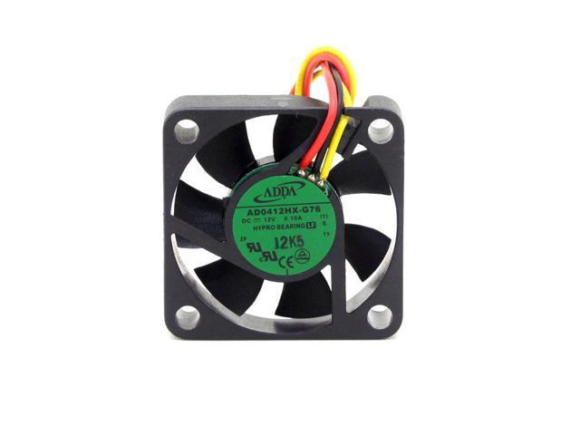 For SUNON KDE1204PKV2 4020 12V 0.6W 4CM silent cooling fan