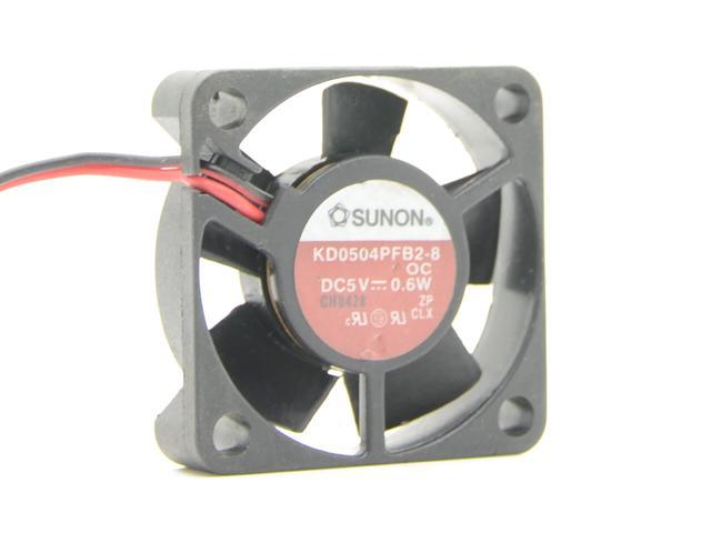 Orginal new Sunon KD0504PFB2-8 5V 0 6W 4010 4cm 40mm Sever Fan Inverter  cooling Fan Laptop Notebook Replacement Accessories - Newegg ca