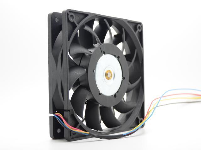 DELTA FFB1212EH 12025 12V 1.74A 12CM 4000RPM 120X120X25MM Double Ball Fan